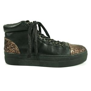 E8 By Miista Adisa Sparkly High Top Sneakers 7
